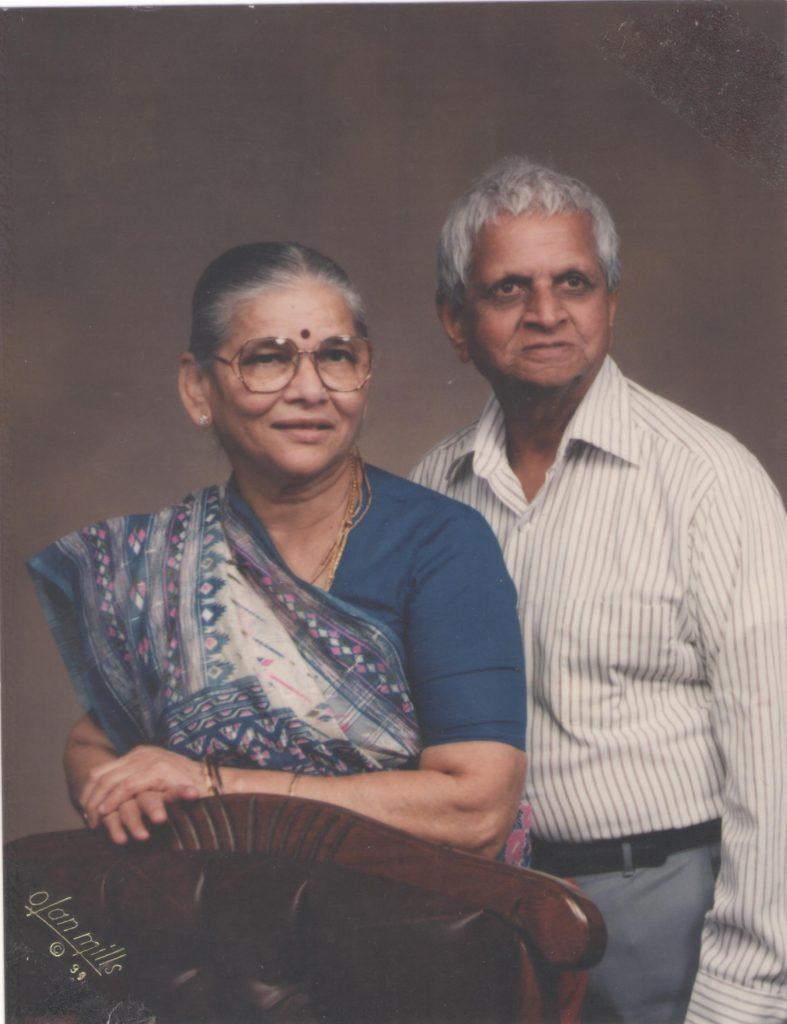 Shri Kantilal R. Desai & Mrs. Jamuben K. Desai