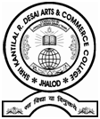 SHRI K. R. DESAI ARTS AND COMMERCE COLLEGE